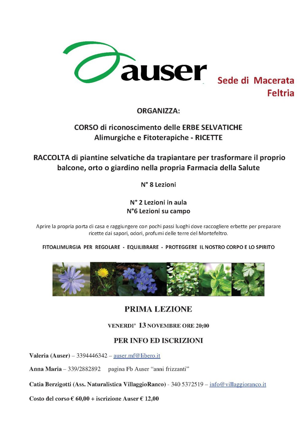 volantino 2° corso erbe alimurgiche pdf